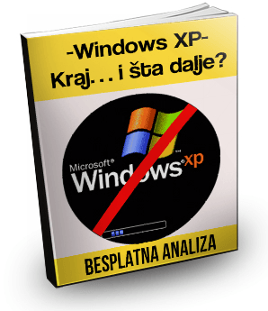 Windows XP kraj