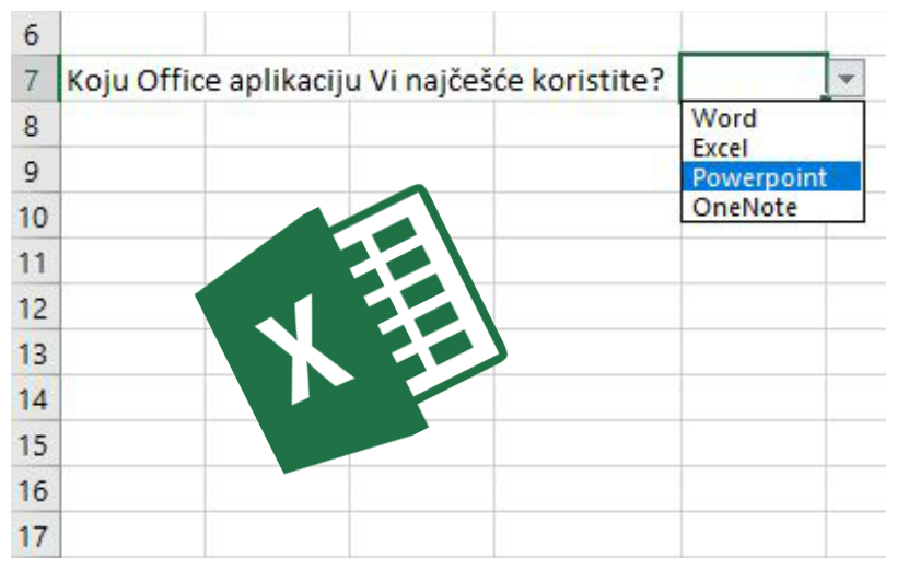 Excel uputstvo