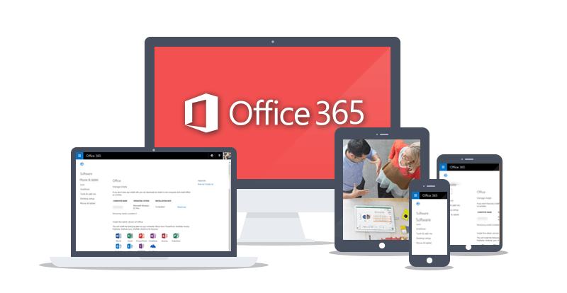 Office 365 uređaji